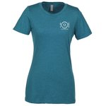 Next Level CVC 4.3 oz. Blend Crew T-Shirt - Ladies'
