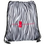 Designer Drawcord Sportpack - Zebra