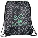 Designer Drawcord Sportpack - Metro Dot