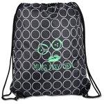 Designer Drawcord Sportpack - Metro Dot
