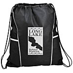 Diamond Drawstring Sportpack - 24 hr