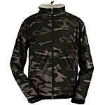 Clique Softshell Jacket - Men's - Camouflage