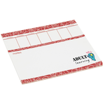 Bic Note Paper Mouse Pad - Weekly