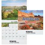 American Scenic 2015 Calendar - Stapled - Closeout