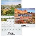 American Scenic 2015 Calendar - Spiral - Closeout