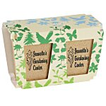 Promo Planter - Earth Friendly - 2 Pack