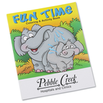 Fun Time Coloring Book