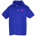 Hanes ComfortBlend 50/50 Jersey Sport Shirt - Youth