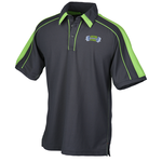 North End Sport Polyester Pique Polo - Men's