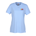 Hanes 4 oz. Cool Dri T-Shirt - Ladies' - Embroidered