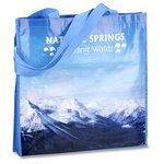 PhotoGraFX Scapes Gusseted Tote - Mountains-Closeout
