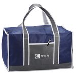 Square Duffel Bag - 24 hr