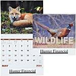 Wildlife Portraits Calendar - Spiral