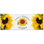 Value Outdoor Banner - 3' x 8'