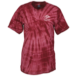 Tie-Dye T-Shirt - Tonal Spider