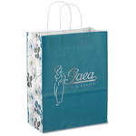 Fashion Paper Shopper - Floral