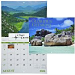 Glorious Getaways Calendar - Window