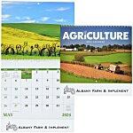 Agriculture Calendar - Spiral