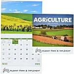 Agriculture Calendar - Stapled