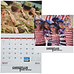 Celebrate America Calendar - Stapled