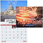 Celebrate America Calendar - Window