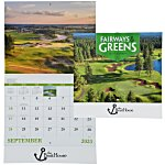 Fairways & Greens Calendar - Stapled