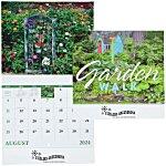 Garden Walk Calendar - Stapled