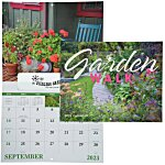 Garden Walk Calendar - Window