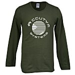 Gildan SoftStyle LS T-Shirt - Men's - Screen - Colors