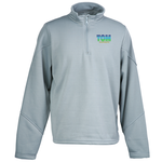Ultra Club Adult Cool & Dry Sport 1/4-Zip Fleece - Emb