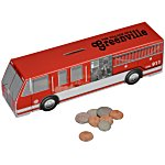 Fire Truck Bank