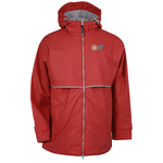 New Englander Rain Jacket - Men's - Embroidered