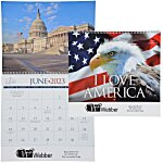 I Love America Appointment Calendar