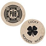 Wooden Nickels - Lucky