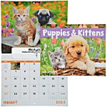 Puppies & Kittens Appointment Calendar - Window