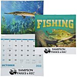 Fishing Calendar - Stapled