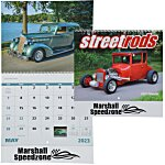 Street Rods Calendar - Spiral