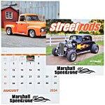 Street Rods Calendar - Stapled