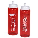 Pain is Temporary Sport Bottle - 32 oz. - Play