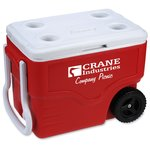 Coleman 40 Qt Wheeled Cooler