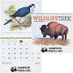 Wildlife Trek Calendar - Spiral