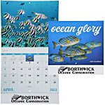 Ocean Glory Calendar - Stapled