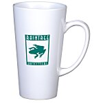 Tall Latte Mug - 16 oz. - White