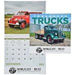 Treasured Trucks Calendar - Stapled