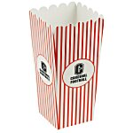 Scoop-Style Popcorn Box - Large