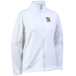Brushed Back Microfleece Jacket - Ladies'