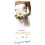 Value Retractable Roll-Up Banner