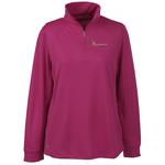 Vansport Mesh 1/4 Zip Tech Pullover - Ladies'