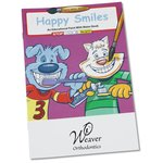 Paint with Water Book - Happy Smiles