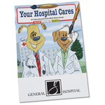 Paint with Water Book - Your Hospital Cares